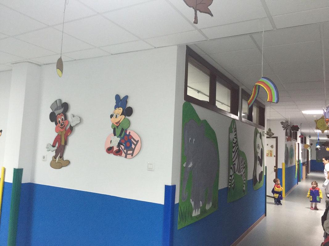 Bonecos Escuela Municipal iInfantil Vilagarcía de Arousa