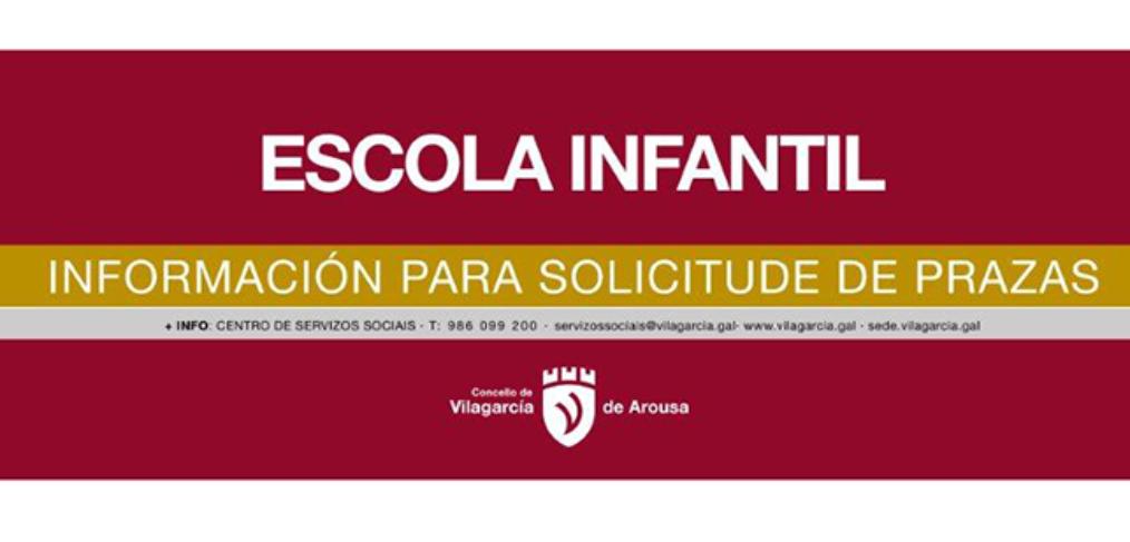 Información para la solicitud de plazas Bonecos Vilagarcía